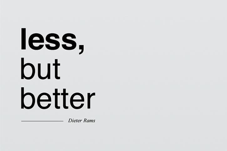 10 Principles of Good Design