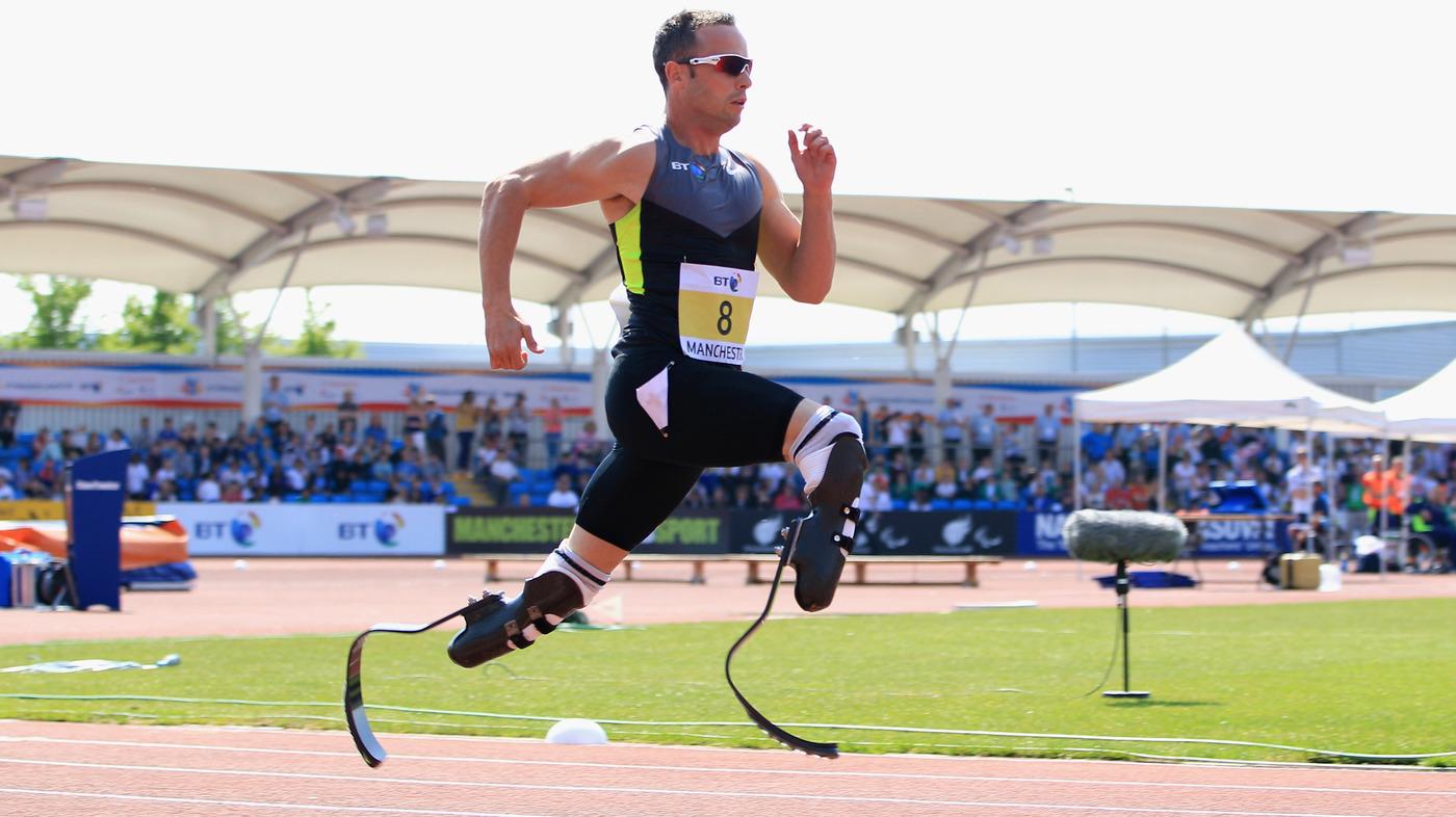 Prosthetics in Athletics